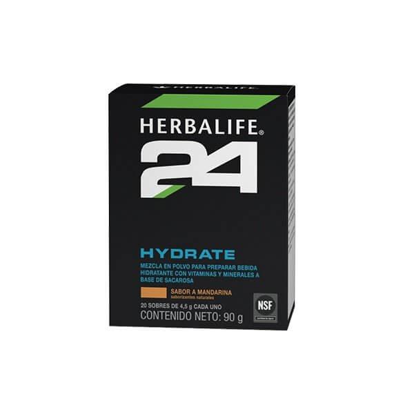 Hydrate Herbalife sabor Mandarina
