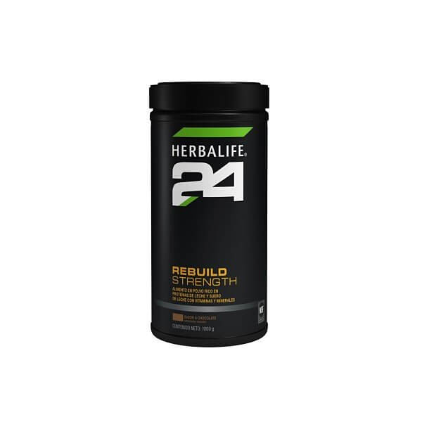 Rebuild Strength Herbalife sabor Chocolate